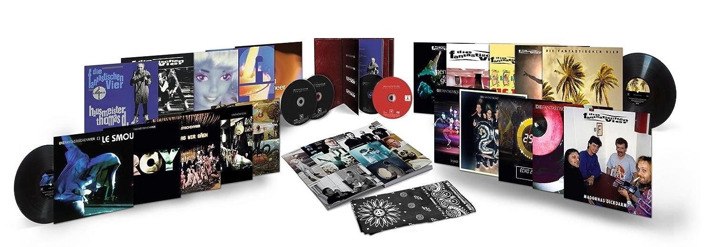 Die Fantastischen Vier – Vier und jetzt (Best Of 1990 - 2015) (Limited-Fan-Box-Edition)