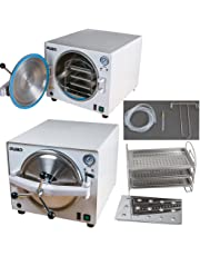 OUBO Brand Automatic 18L Autoclave Steam Sterilizer Machine for Lab Beauty Equipment 110V