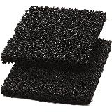 simplehuman Odorsorb 过滤器替换装,天然炭黑色(2 只装)
