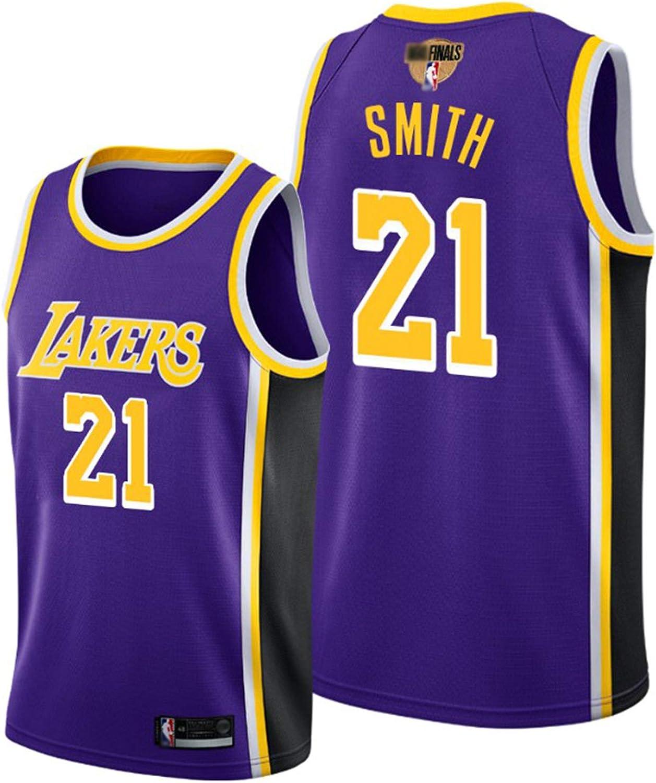 2020 para Hombre de Baloncesto Los Angeles Lakers Finales ...
