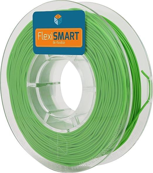 56 opinioni per 250 g. Green FlexiSMART 1.75 mm Filamento flessibile TPU per la Stampa 3D-