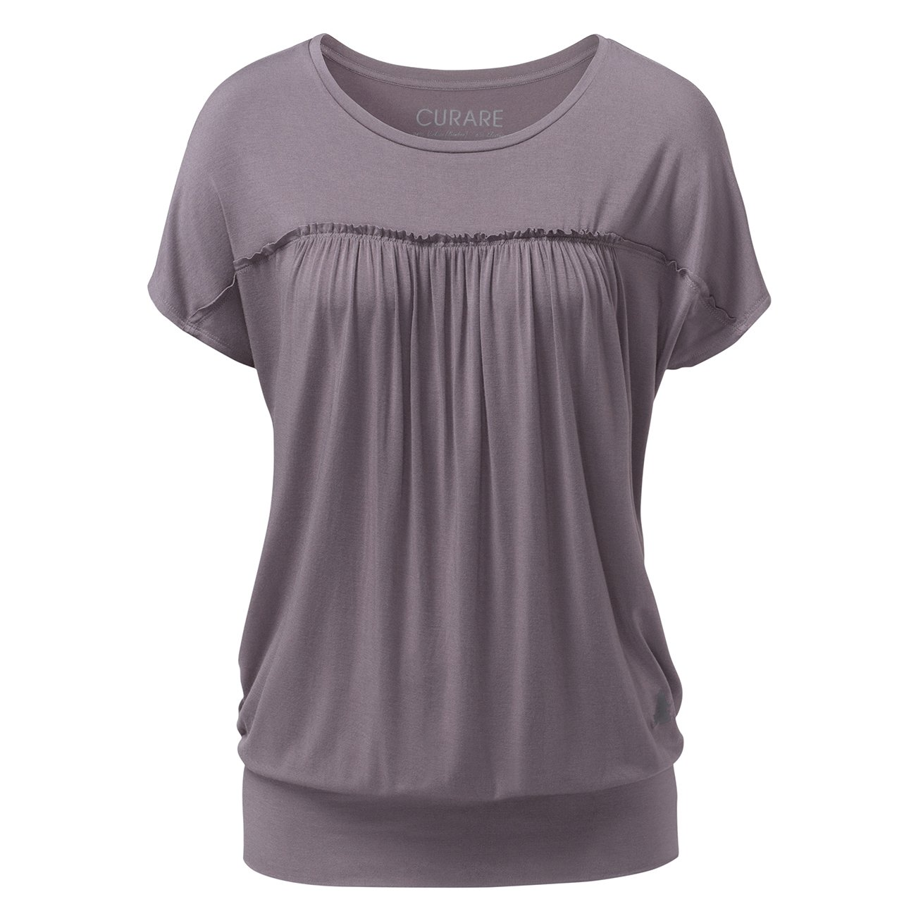 NEW Yoga Camiseta de Curare - New Stone, color Puder/Violett ...