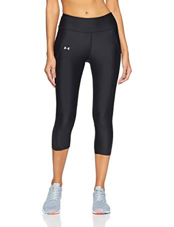 c77448d0f9cb7 Under Armour Women's Fly by Capri: Amazon.co.uk: Sports & Outdoors