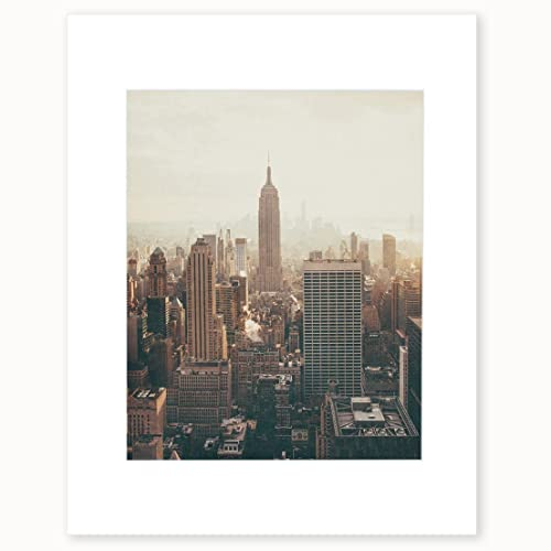 Amazon.com: New York City Wall Art, Manhattan Skyline NYC Decor ...