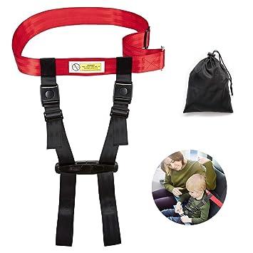 a033dab90b5b Child Airplane Travel Safety Harness Approved by FAA, Airplane Travel  Safety Clip Strap Baby, Kids &...