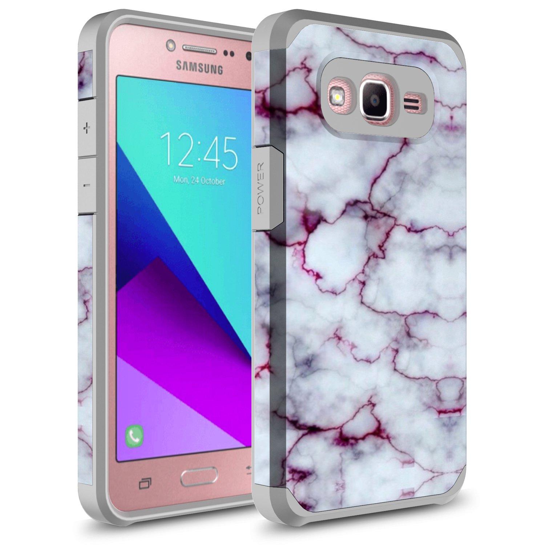 quality design b245a b1515 J2 Prime Case, Galaxy Grand Prime Case, Rosebono Hybrid Dual Layer  Shockproof Hard Cover Graphic Fashion Colorful Silicone Case for Samsung  Galaxy ...