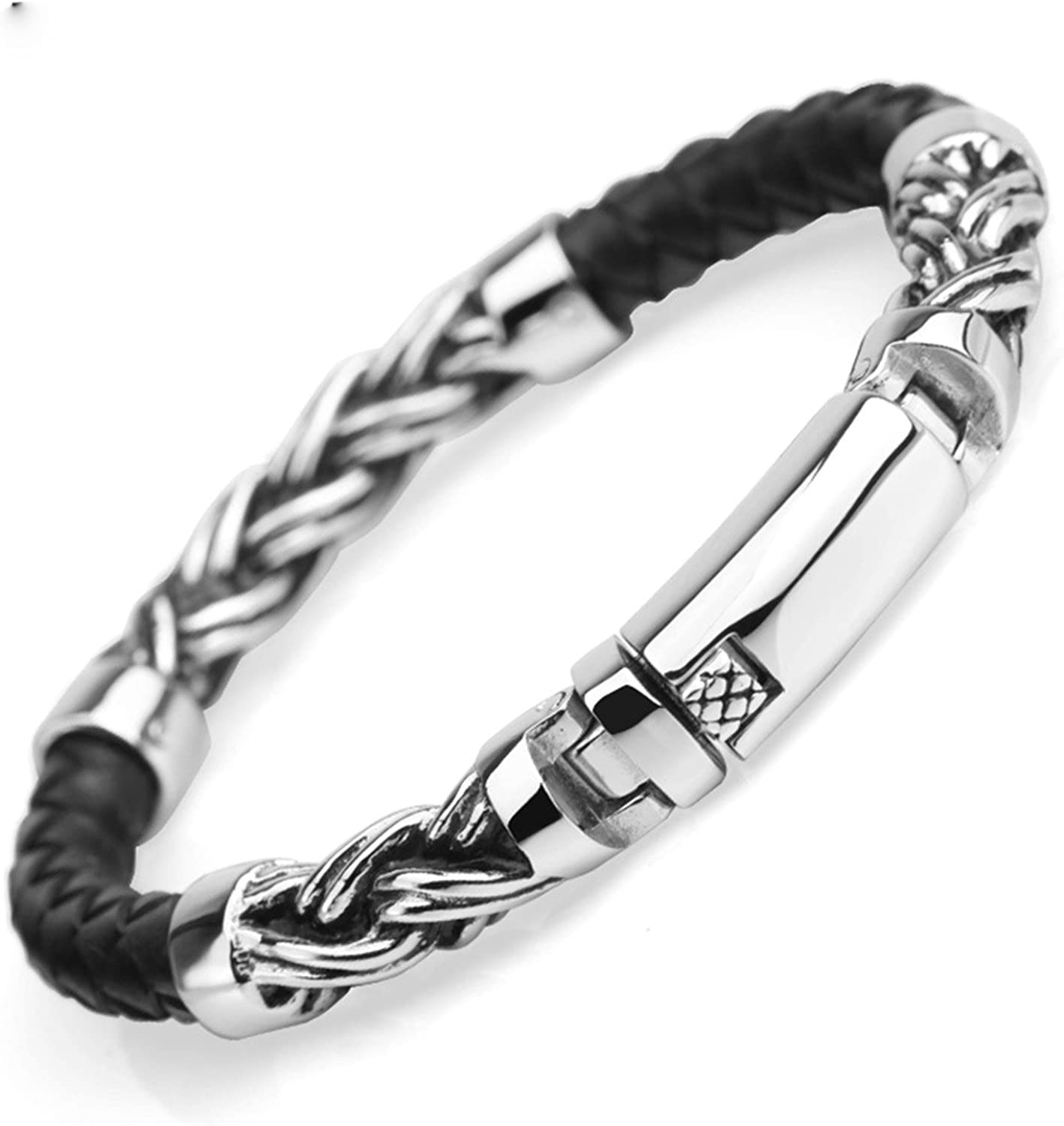 Aooaz Bracelet Titanium Steel Bangle Bracelet Oval Bracelets for Women