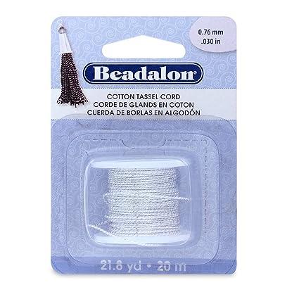 Pegs Tassel Maker 2.5-9.7cm Beadalon 216S-100 7mm O.D