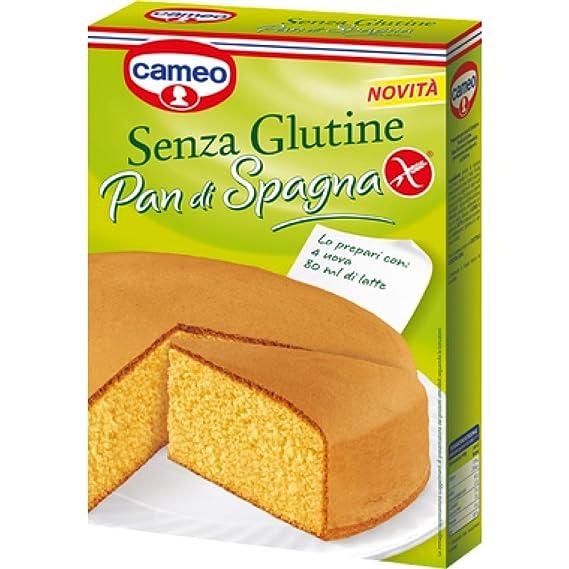 Cameo - Preparado para bizcocho 384g gluten libre