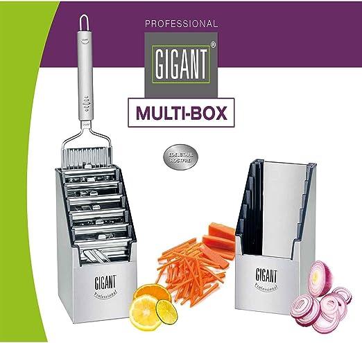 Amazon.com: Gigant Mandoline - Cortador de verduras (incluye ...