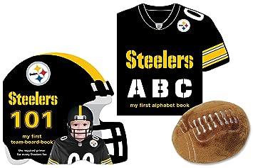 b2d7b6106 Amazon.com : Pittsburgh Steelers Baby Gift Set : Baby
