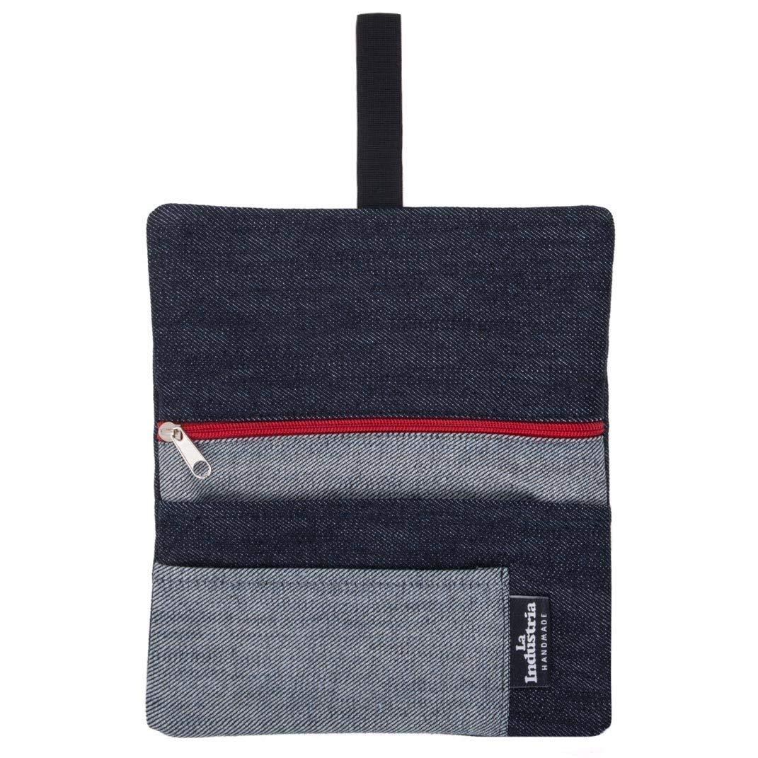 Porta tabacco Jeans - Astuccio borsello portatabacco Denim