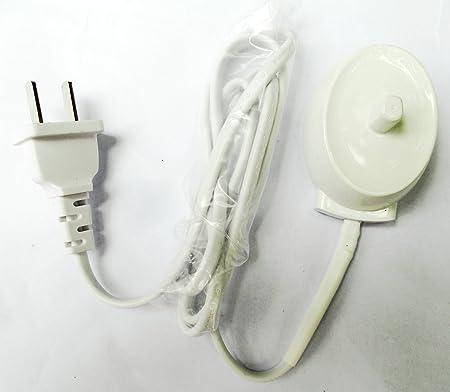Replacment para cepillo de dientes eléctrico cargador para Braun ...