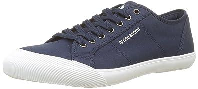 3c0436572f6d Le Coq Sportif Men s Deauville Sport Dress Blue Trainers  Amazon.co ...