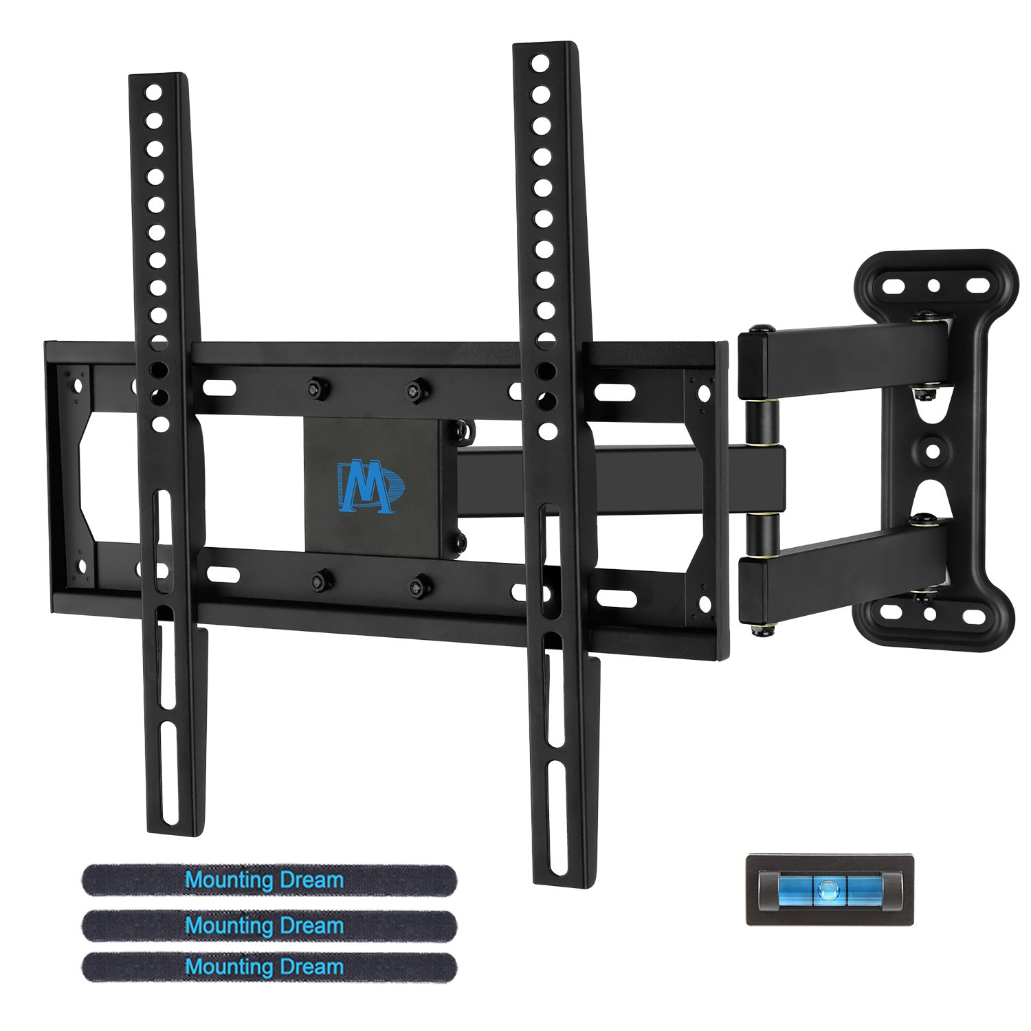Charmant Mounting Dream MD2377 TV Wall Mount Bracket For Most Of 26 55 Inch LED,  LCD, OLED Flat Screen TV With Full Motion Swivel Articulating Arm Up To  VESA ...