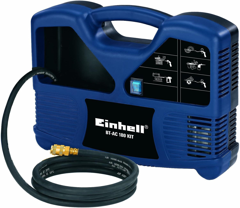 Einhell BT-AC 180 - Kit de compresor con accesorios [Importado de ...