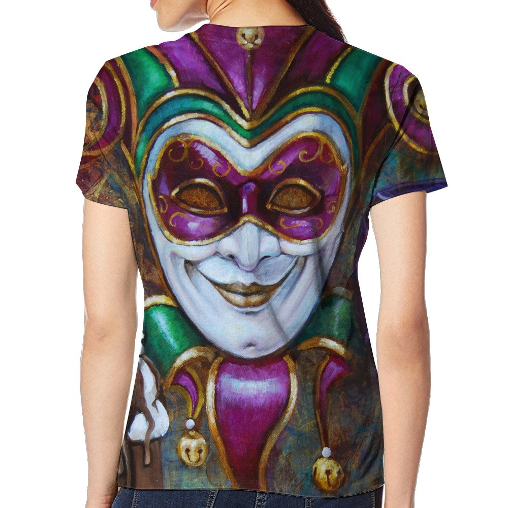 Amazon Gugize Mardi Gras Carnival Greasy Tuesday Mask Man