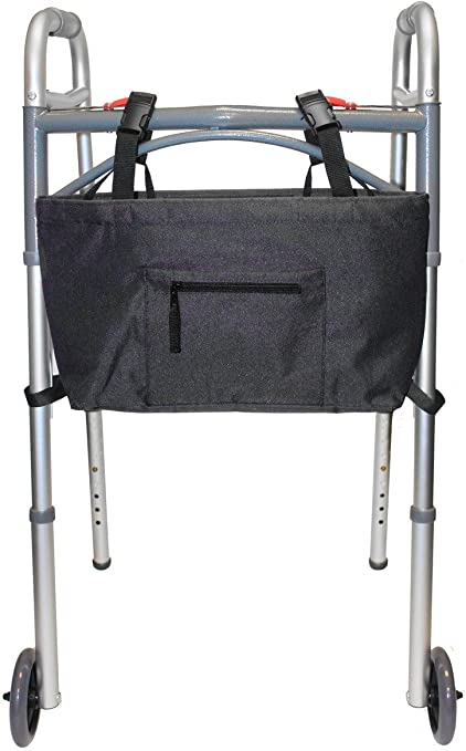 Amazon.com: Bolsa RMS para andador, ideal para andador o ...