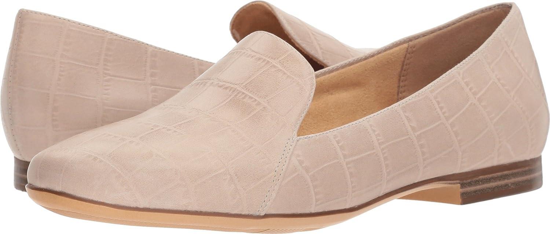 Naturalizer Women's Emiline Slip-on Loafer B07573L85X 9 B(M) US|Soft Marble Croco Leather