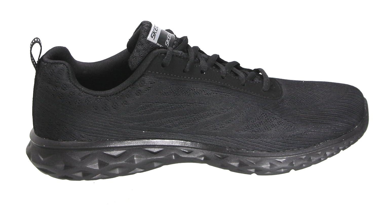 Skechers SynergyPower Switch Herren Sneakers Black