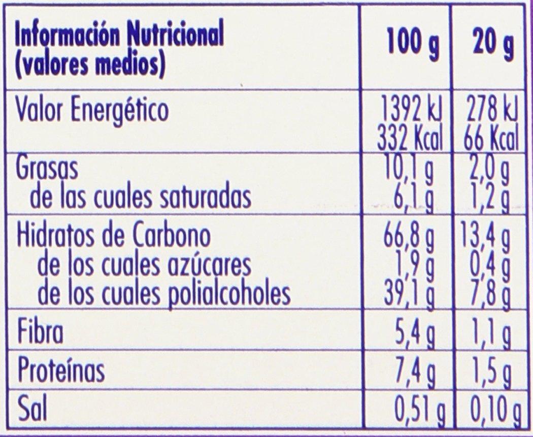 Hero muesly linea chocolate 6x20g - [pack de 5]: Amazon.es: Alimentación y bebidas