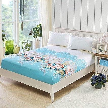 ... Anti Pilling Premium Bettdecken Einfach Auf U0026 Off Topper Abdeckung  Double Königin L 120x200cm(47x79inch): Amazon.de: Küche U0026 Haushalt