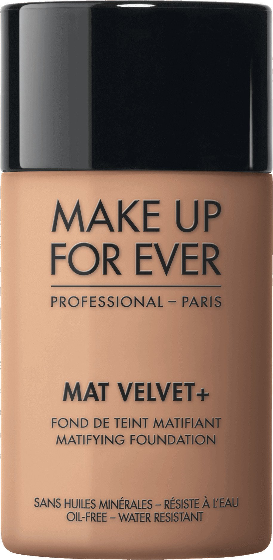 MAKE UP FOR EVER Mat Velvet + Matifying Foundation No. 40 - Natural Beige 1.01 oz