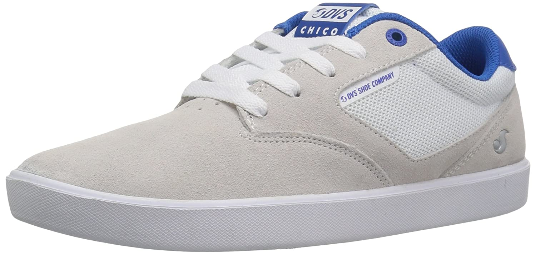detailed look 01ced fe45a DVS scarpe Pressure Sc scarpe da ginnastica ginnastica ginnastica Uomo  B01N34XI4P 42.5 EU bianca Suede   Un equilibrio tra robustezza e durezza    Consegna ...