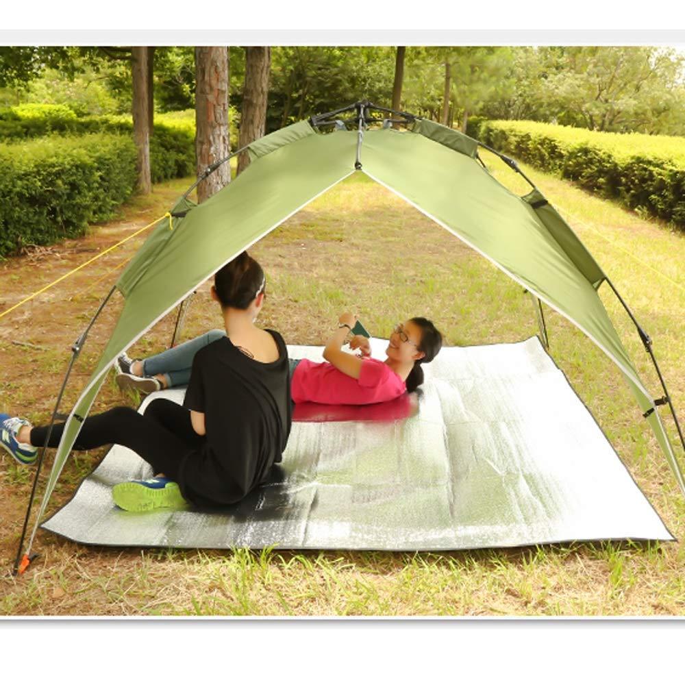 KYCD KYCD KYCD Tragbare Frühlingsmatte Im Freien, Dick Gepolsterte Camping Picknick Camping Rasen Stoff, Multi-Größe (größe   200 × 150cm) B07NZMZ8H5   Großhandel  2becf9