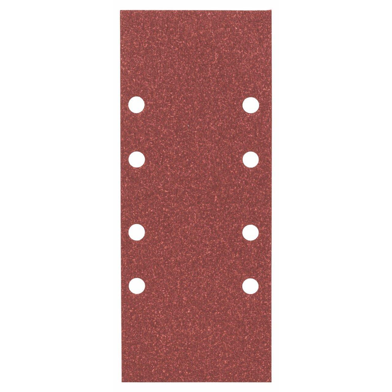 Bosch 2 608 605 301 - Juego de hojas lijadoras, 10 piezas - 93 x 230 mm, 240 (pack de 10) 2608605301