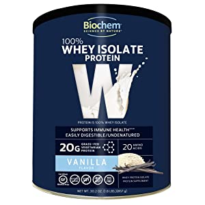Biochem 100% Whey Isolate Protein