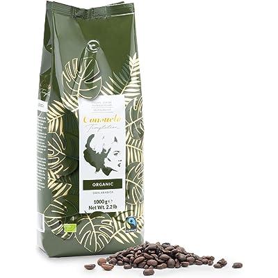 Café ecológico en grano Consuelo de comercio justo, 1 kg
