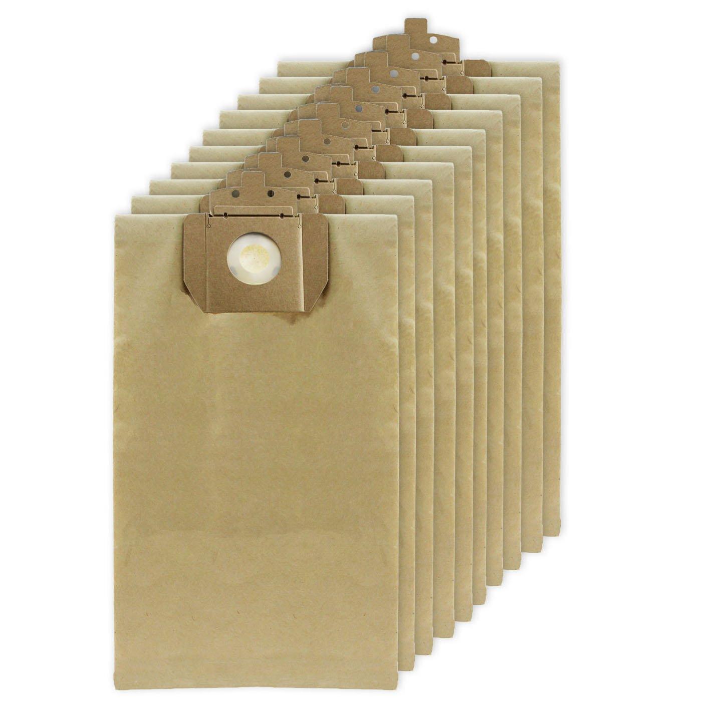 Spares2go solide Sacs à poussière pour aspirateur Taski Vento 1515S (lot de 5, 10, 15, 20+ désodorisants en option) 5 Bags 20+ désodorisants en option) 5 Bags
