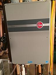 Rheem Rtgh 95dvln 9 5 Gpm Indoor Direct Vent Tankless