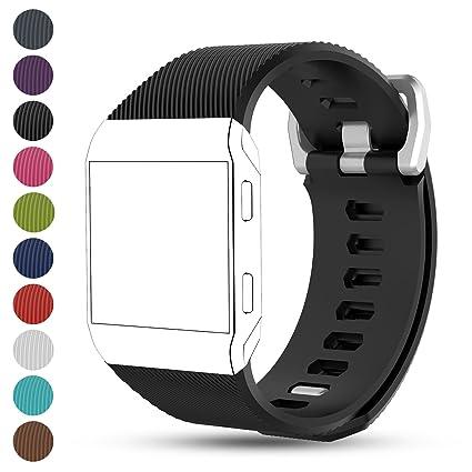 Fitbit Ionic Smartwatch de repuesto reloj correas, ifeeker ...