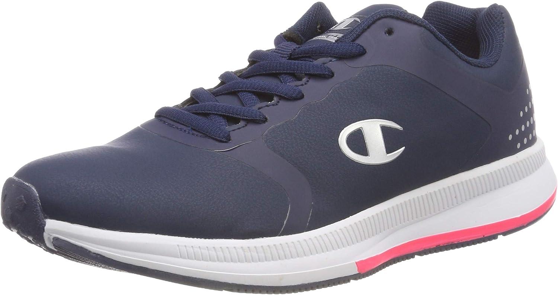 Champion Low Cut Shoe Lyte PU, Zapatillas de Running para Asfalto para Mujer, Azul (NNY Bs501), 36 EU: Amazon.es: Zapatos y complementos