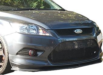 2005 bis 2007 schwarz Zunsport Kompatibel mit Ford Focus ST kompletter Grillsatz