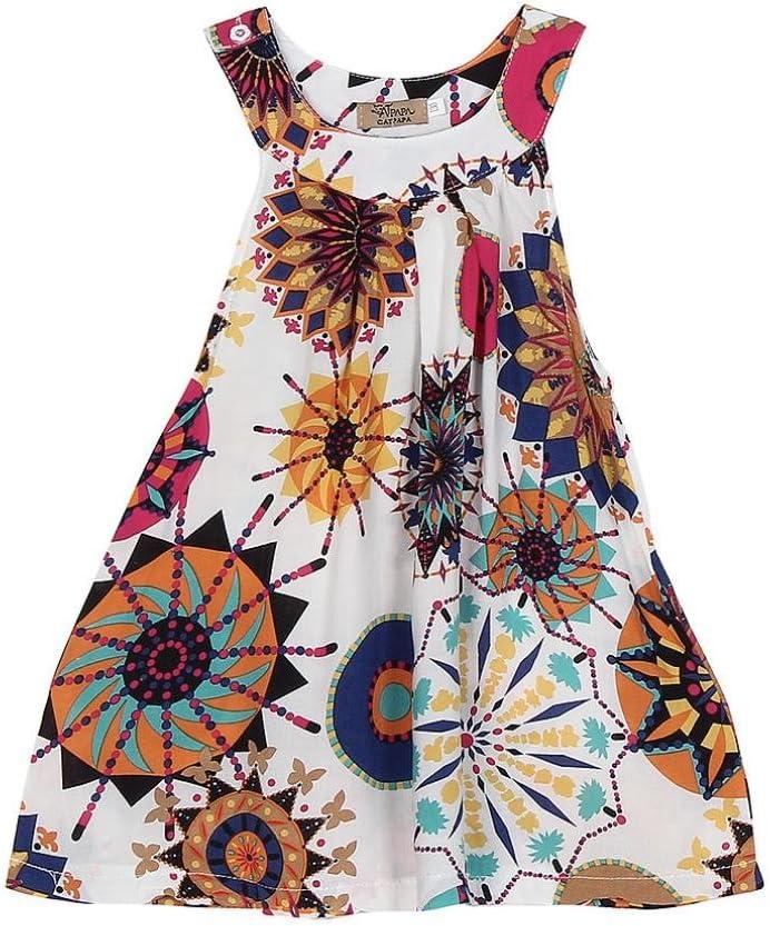 FONLAM Blumenm/ädchen Netzkleid Baby M/ädchen Kleinkind Prinzessin Hochzeitsfeier Kleid Blumen-Spitzenkleid