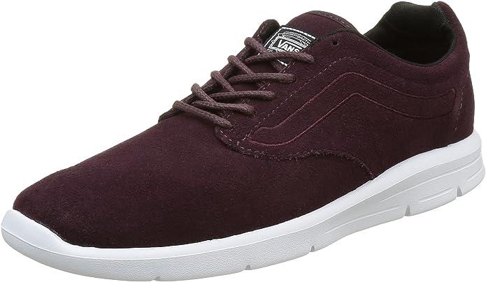 Vans Iso 1.5 Sneakers Unisex Damen Herren Weinrot