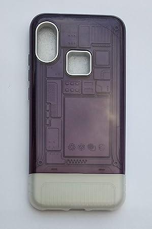 Max Power Digital Funda Espejo para Xiaomi Redmi Note 5 / Note 5 Pro (5.99 Pulgadas) Carcasa Transparente TPU PC antigolpes Elegante (Xiaomi Redmi ...