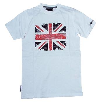 Admiral T-Shirt Uomo AD2024 in Cotone con Stampa (White) e77e78028f2