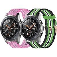 Classicase Pulseira de Relógio compatível com Huawei Watch GT/Watch GT 2e / Watch GT 2 (46mm) / GT2 PRO/Watch 3 / Watch…