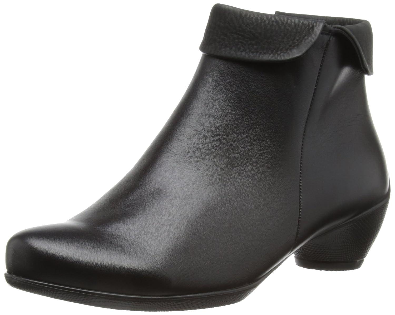 466f33d1096 ECCO Women's Sculptured Folded Zip Boot