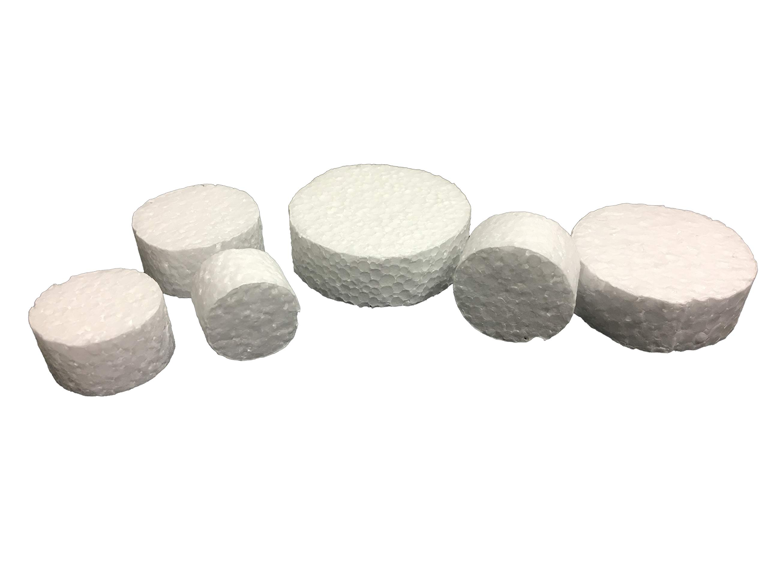 Foam Insulation Plugs (750, 2 5/8 Inch)