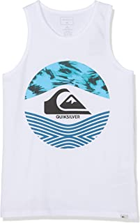 Quiksilver Stamped T-Shirt, Niños