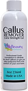 Best Callus Remover. Callus EliminatorLiquid & Gel For Corn And Callus On Feet. Professional Grade