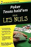 Poker Texas Hold'em Poche Pour les Nuls