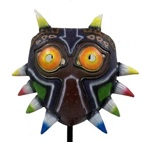 hcoser The Legend of Zelda: majora Máscara Cosplay Casco Halloween ...