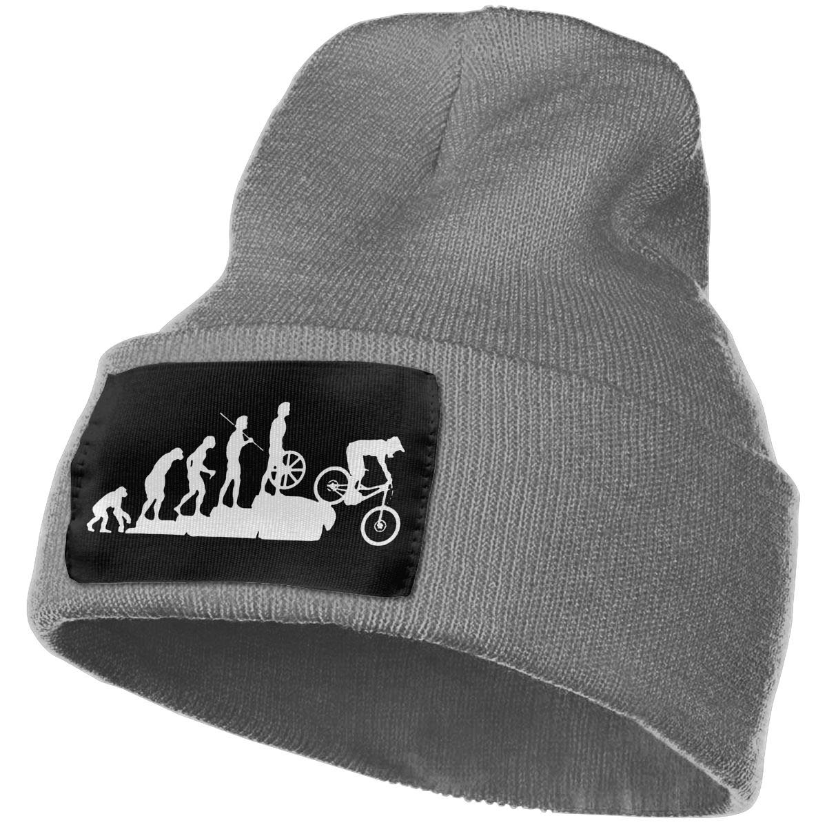 Mountain Bike Downhill Fashion Skull Cap WHOO93@Y Mens Womens 100/% Acrylic Knitting Hat Cap
