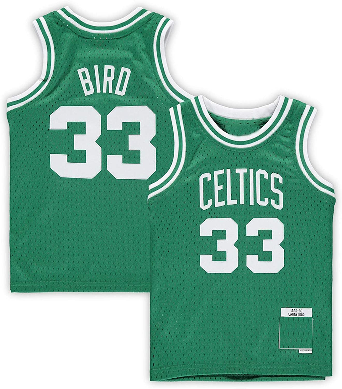 Camiseta de baloncesto para niños, diseño de Larry Boston ...